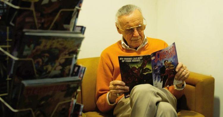 Stan Lee meninggal dunia, ini 11 jejak kariernya bersama Marvel