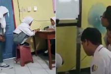 25 Video lucu kelakuan murid di kelas, ngeselin tapi bikin ngakak