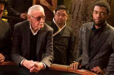 30 Momen kenangan saat Stan Lee jadi cameo di film-film Marvel