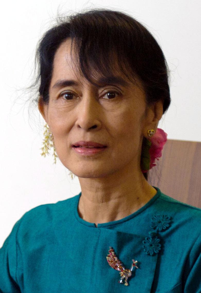aung san suu kyi dicopot © berbagai sumber