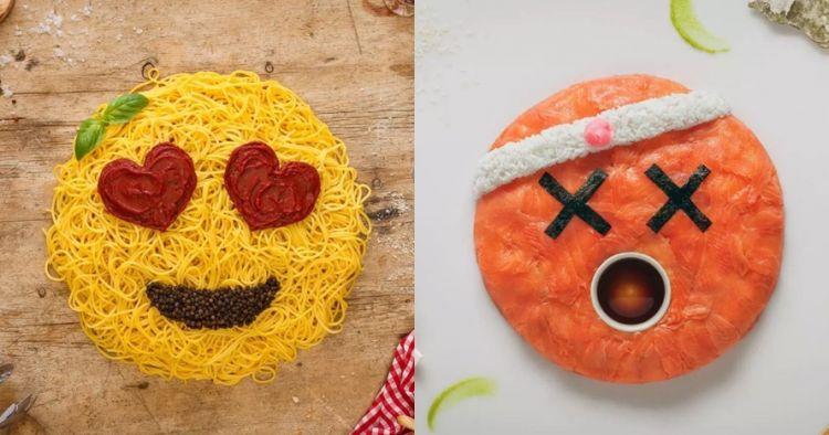 15 Lukisan dari bahan makanan ini bikin takjub