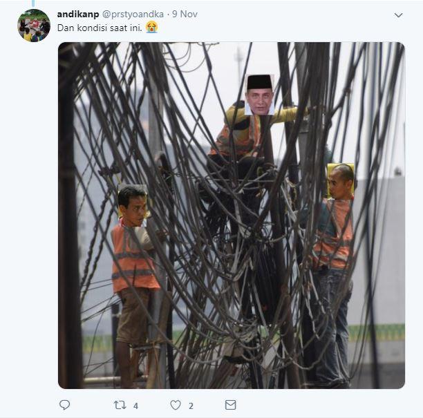 Reaksi kocak buat timnas  © 2018 brilio.net
