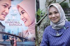 Film Hanum & Rangga dihujat karena politik, ini permintaan maaf Hanum