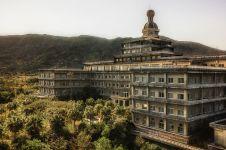 15 Foto serem hotel mangkrak di Jepang, 12 tahun tak dipakai