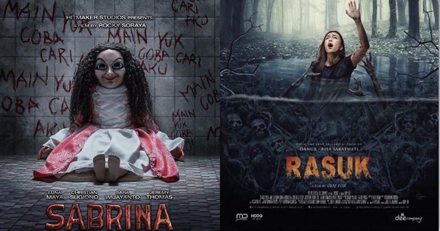 7 Film Indonesia bergenre horor paling banyak penontonnya 2018
