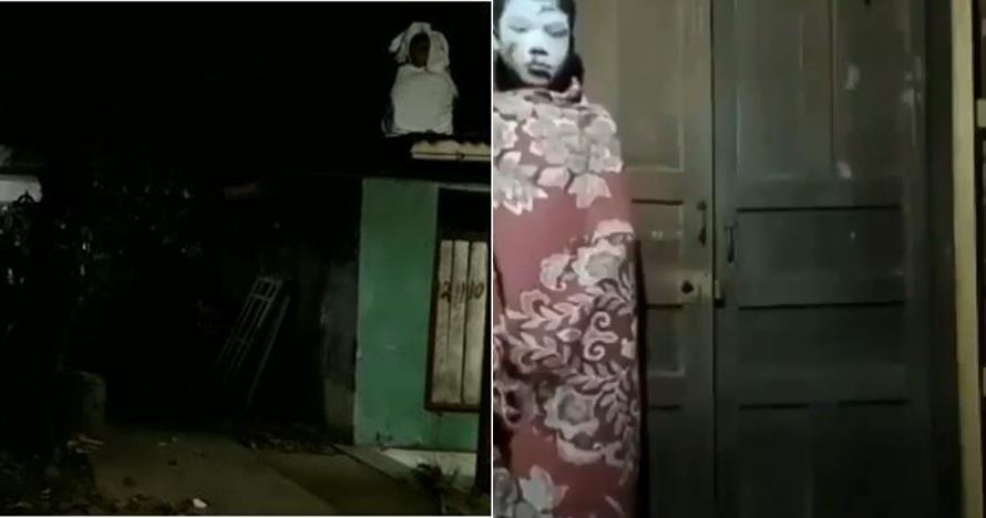 10 Video lucu prank hantu ini ending-nya gagal seram