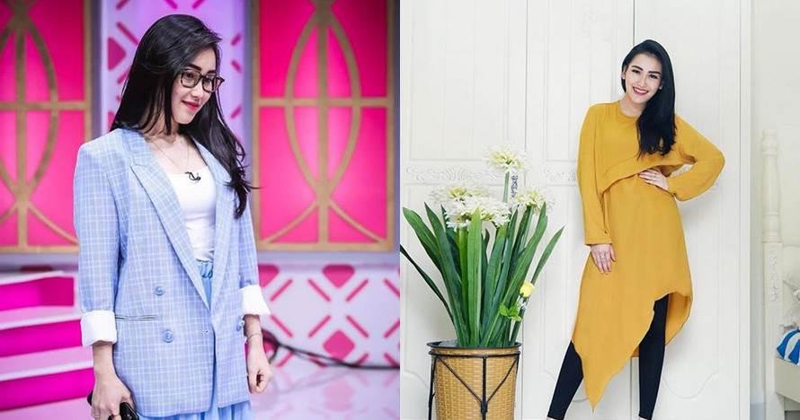 10 Fashion Ayu Ting Ting di luar panggung, jauh dari kesan seksi