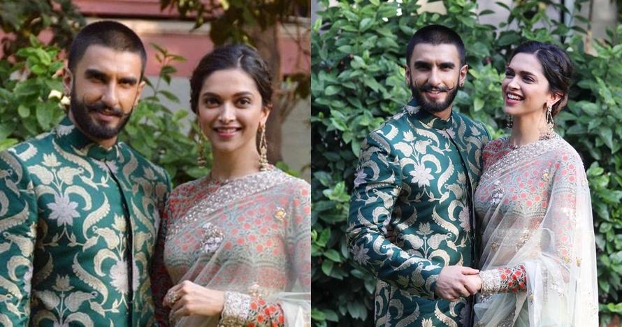 11 Potret pernikahan Deepika Padukone & Ranveer Singh di Italia
