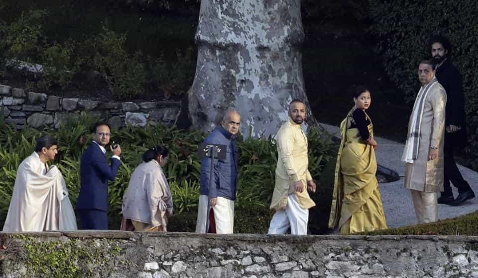 11 Potret pernikahan Deepika Padukone & Ranveer Singh di