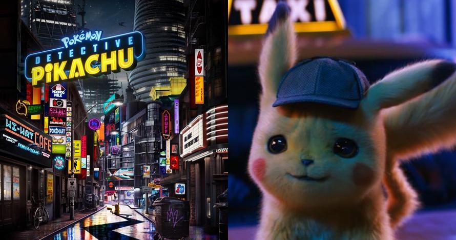 9 Fakta Detective Pikachu, film live action pertama Pokemon