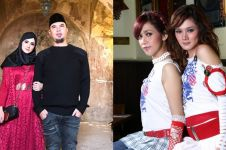 Perjalanan karier Mulan Jameela, lekat dengan Ahmad Dhani & Maia