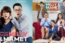 10 Editan lucu poster film Milly & Mamet ini bikin gagal paham
