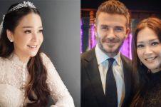 Bertemu David Beckham, ini ungkapan bahagia Maia Estianty