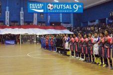 Catat, final futsal antarpelajar terbesar di Indonesia digelar di Solo