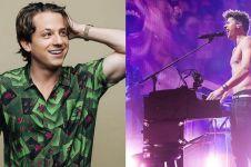 8 Fakta konser Charlie Puth di Jakarta, minta grand piano di kamar