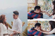 12 Momen romantis Siti Badriah bareng pacar, bikin baper