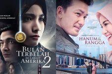 5 Film Indonesia ini terkait dengan Hanum Rais, seberapa sukses?