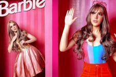 15 Potret Sally Adelia bergaya bak Barbie, pesonanya memikat