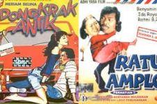 10 Film komedi Indonesia era 70-90an ini lucunya abadi