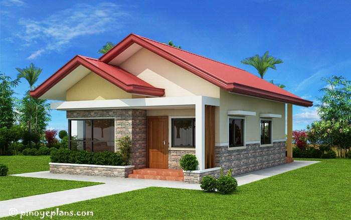10 Desain Rumah Minimalis 3 Kamar Komplet Dengan Ukurannya