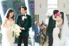9 Momen pernikahan Christian Bautista & Kat Ramnani di Bali