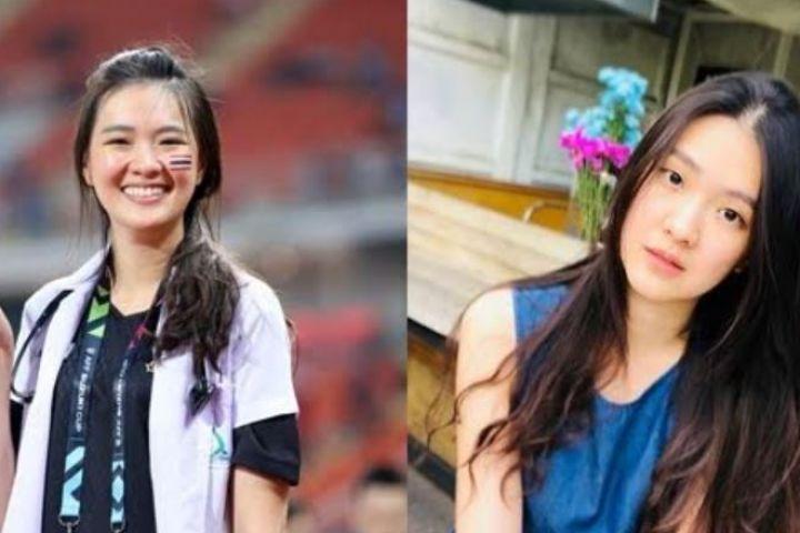 15 Potret Sirin Traiwutpipatkul, si cantik dokter Timnas Thailand