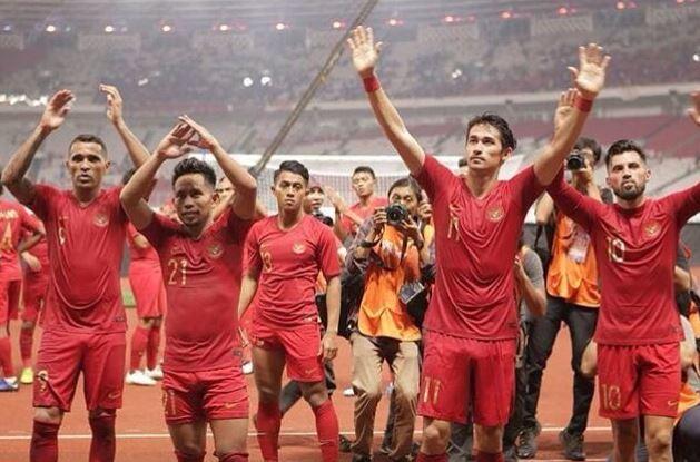 Indonesia kalah dari Thailand, peluang lolos babak grup berat