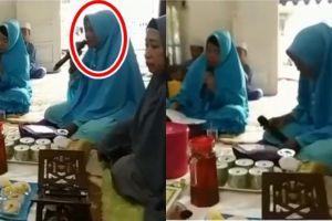 Viral, seorang ibu meninggal ketika melantunkan sholawat