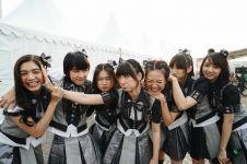 10 Potret kebersamaan Shania Junianatha & JKT48 sebelum resmi lulus