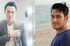 4 Potret Daniel Mananta & Arifin Putra kompak promo film Ahok & Hannum