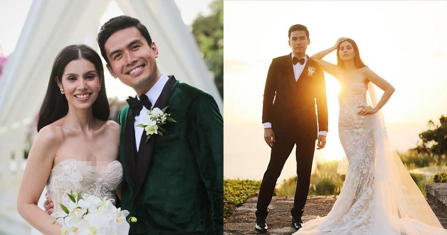 6 Fakta pernikahan Christian Bautista & Kat Ramnani, kuenya unik
