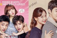 20 Drama Korea komedi romantis ini selalu menarik ditonton ulang