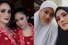 10 Potret kompak Mulan Jameela & putri sulungnya, bak kakak adik