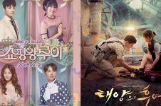 13 Drama Korea ini syuting di Eropa, terbaru di eks istana Islam