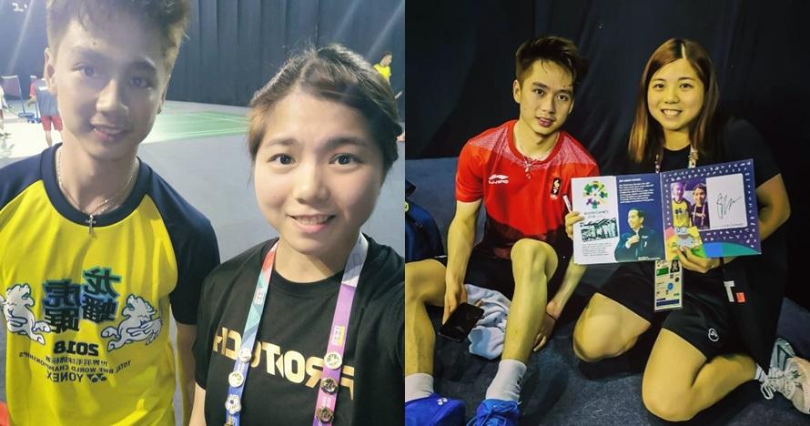 Usaha istri Marcus Gideon comblangi Ng Weng Chi & Kevin Sanjaya