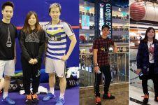 6 Bukti Ng Weng Chi pengagum berat Kevin Sanjaya