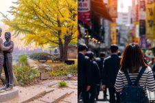 Liburan girang jelajahi spot drama Korea hits cuma modal Rp 5 jutaan