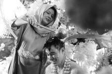 15 Momen siraman Baim Wong & Paula Verhoeven, sakral penuh haru