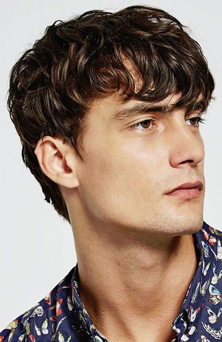 Contoh Gambar Model Rambut Pria - Juwitala
