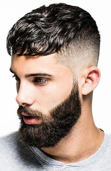 Potongan Rambut Pria Rambut Tipis 10