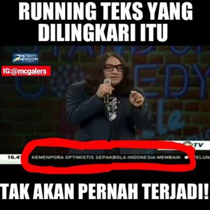 10 Meme Lucu Timnas Indonesia Gagal Ke Semifinal Piala Aff