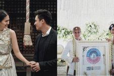 14 Momen akad nikah Baim Wong & Paula Verhoeven, kental adat Jawa