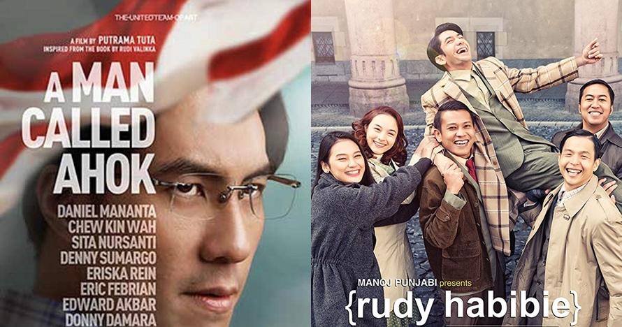 10 Film biopik Indonesia paling laris, termasuk A Man Called Ahok