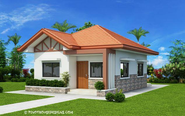 Desain rumah minimalis 2 kamar, cocok untuk pengantin baru