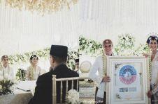Ini suvenir cantik dalam pernikahan Baim Wong dan Paula Verhoeven
