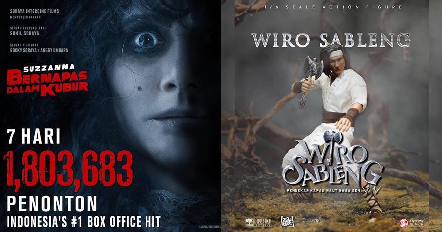 15 Film Indonesia laris ini remake film jadul, terbaru Suzzanna