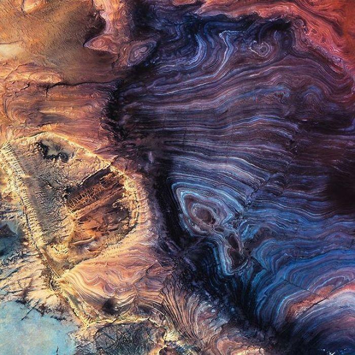 foto udara keindahan bumi ©boredpanda.com dan designyoutrust.com
