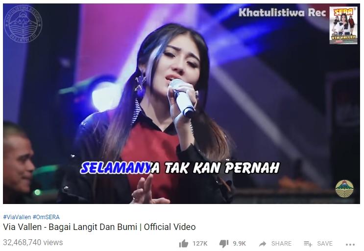 Lagu dangdut terpopuler 2018 © 2018 brilio.net