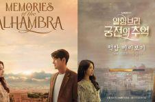 4 Teaser drama Korea Memories of the Alhambra, viewernya ratusan ribu
