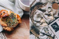 12 Kreasi roti terinspirasi dari hewan Fantastic Beast, lucu abis